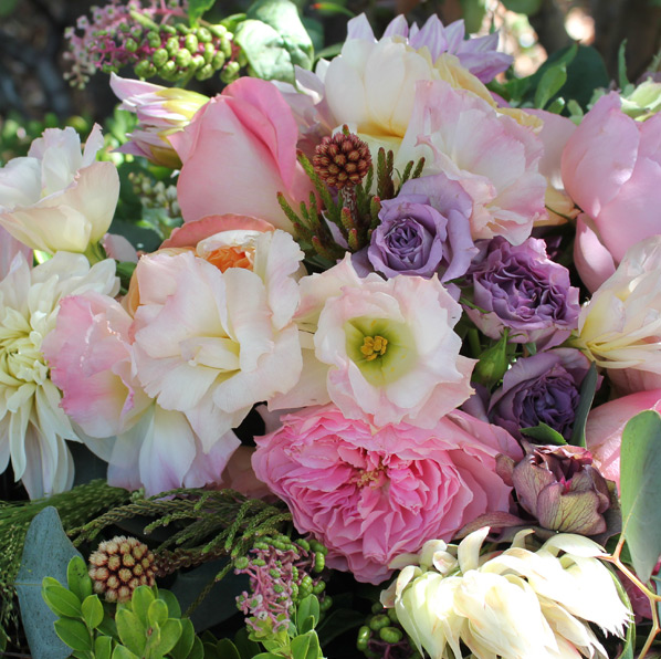 Wedding florist weddings corona del mar florist wedding decoration set up junglespirit Gallery